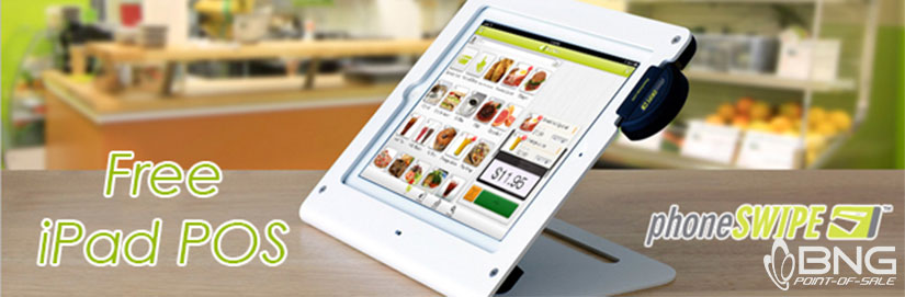 free ipad pos phone swipe - BNG Point-of-Sale - Fargo ND