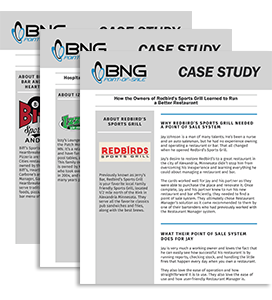 BNG POS Case Studies - BNG Point-of-Sale - Fargo, ND